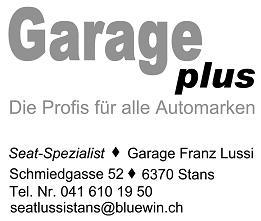 Garage plus Franz Lussi